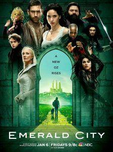 Emerald City - Gestión de proyectos cinematográficos
